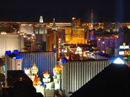 Las Vegas Strip at night - Utah Holidays