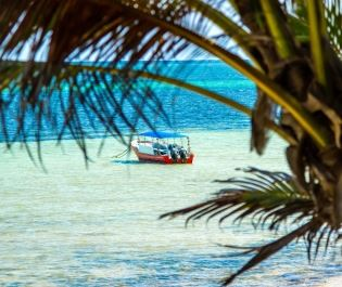 Getty beach near Mombasa
