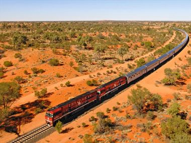 Top 10 rail journeys in the world