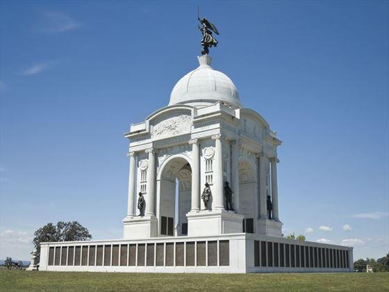 American Civil War Memorial, Gettysburg