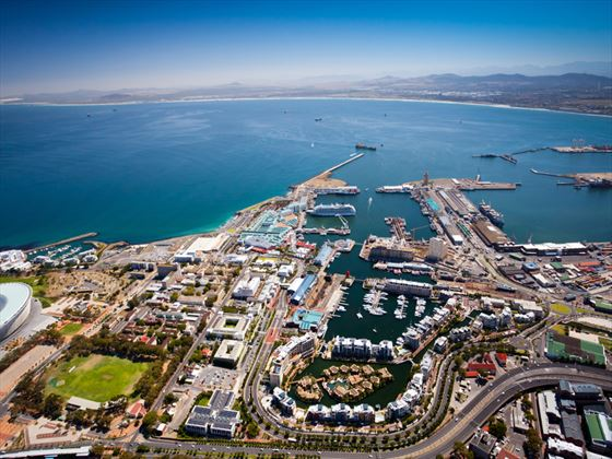 Cape Town harbour