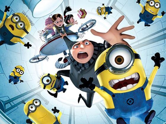 Despicable Me Minion Mayhem at Universal Studios®
