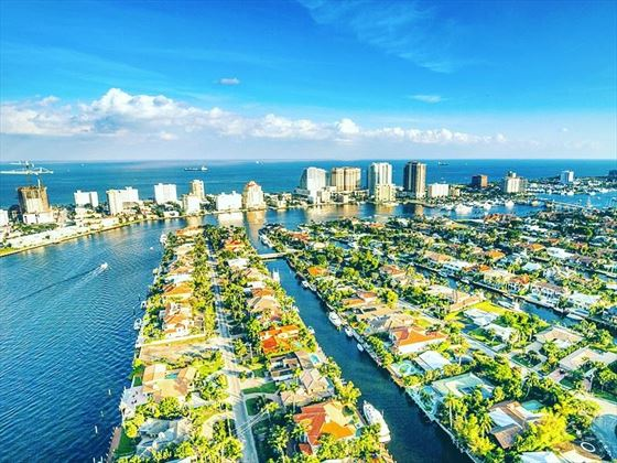 Fort Lauderdale's Intracoastal Waterway