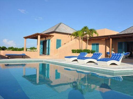 Villa Azura with private pool