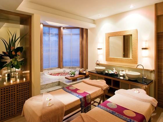 Spa treatment room at Centara Grand Beach Resort Samui