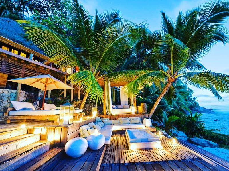 Top 10 Luxury Hotels In The Seychelles Indian Ocean