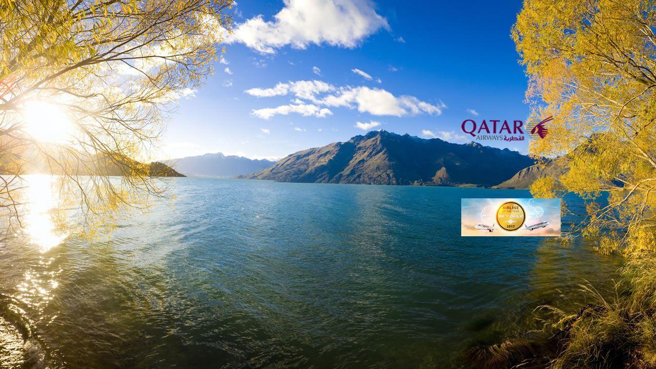 Lake Wakatipu - Qatar
