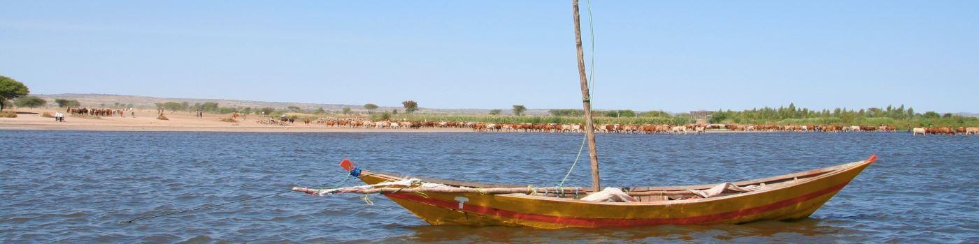 Lake Victoria in Kenya - Getty