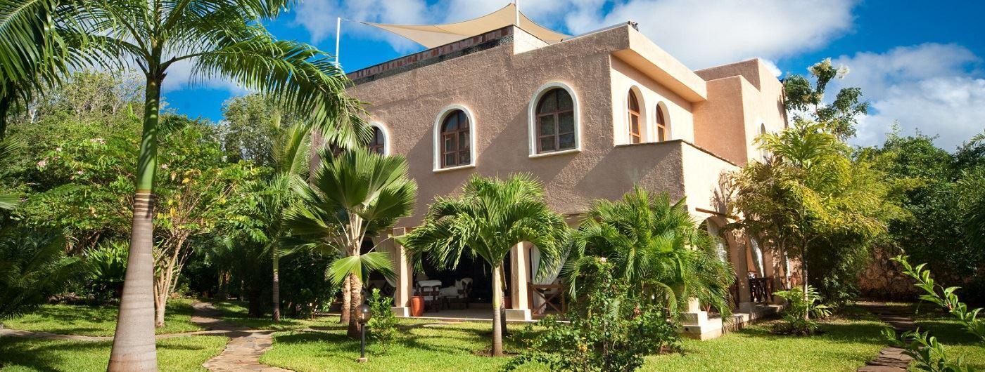 Executive Villas exterior