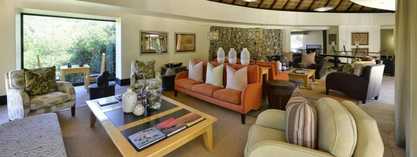Eagles Crag lounge area