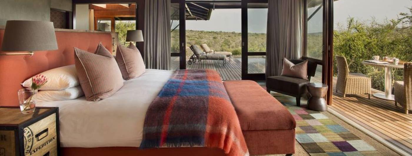 Ecca Lodge red suite