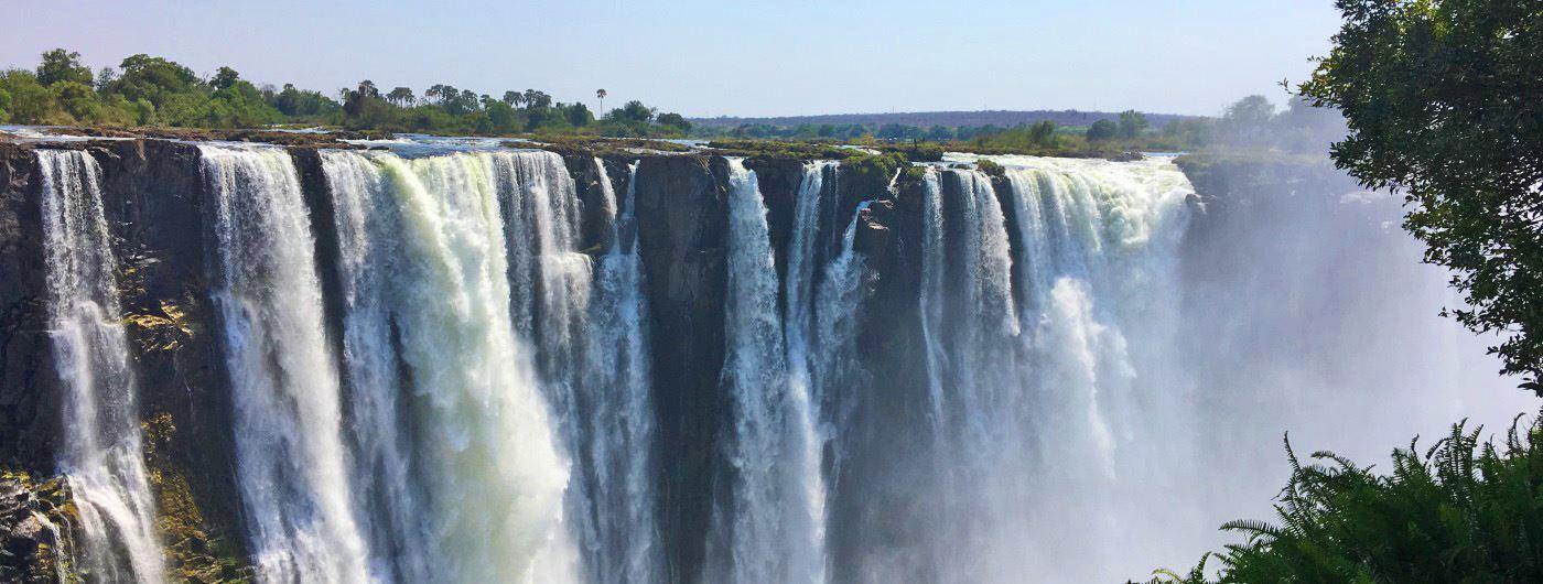Jordan Forbes Victoria Falls