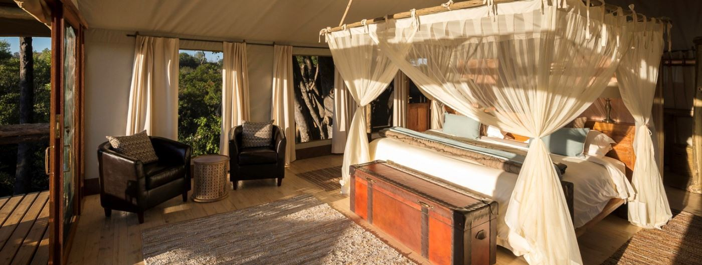 Little Tubu tent interior