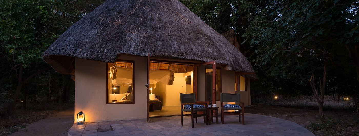 Luangwa River Camp suite exterior