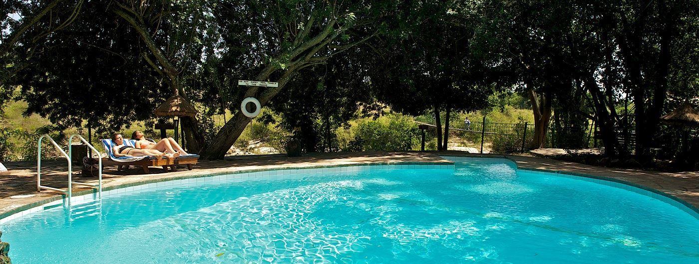 Mara Intrepids Camp main pool