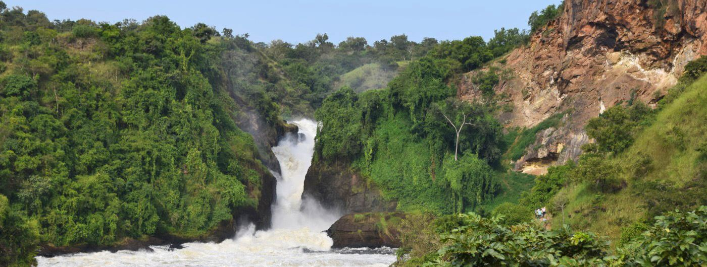 Mike Collins Murchison Falls NP