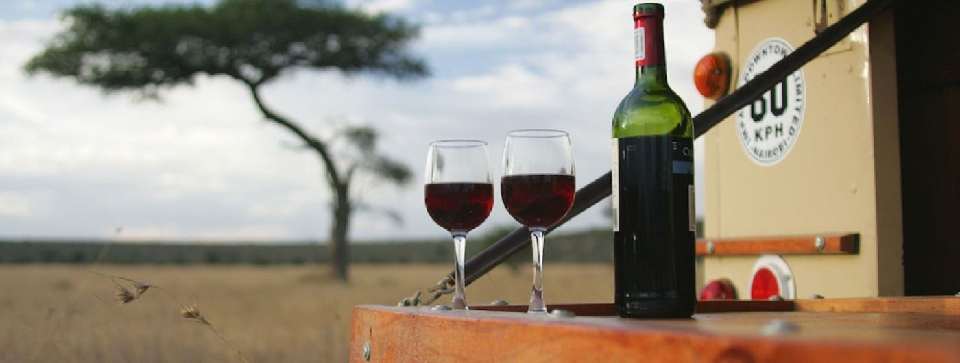 Naibor Camp wine