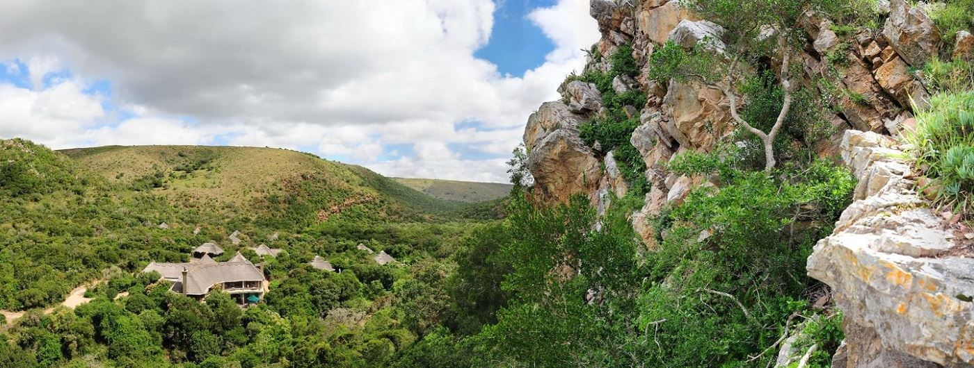 Shamwari Private Game Reserve - Eagles Crag