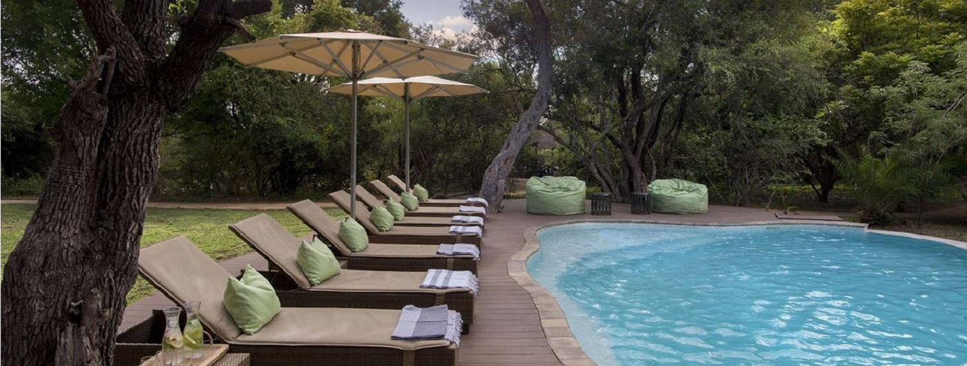 Tanda Tula Safari Camp swimming pool