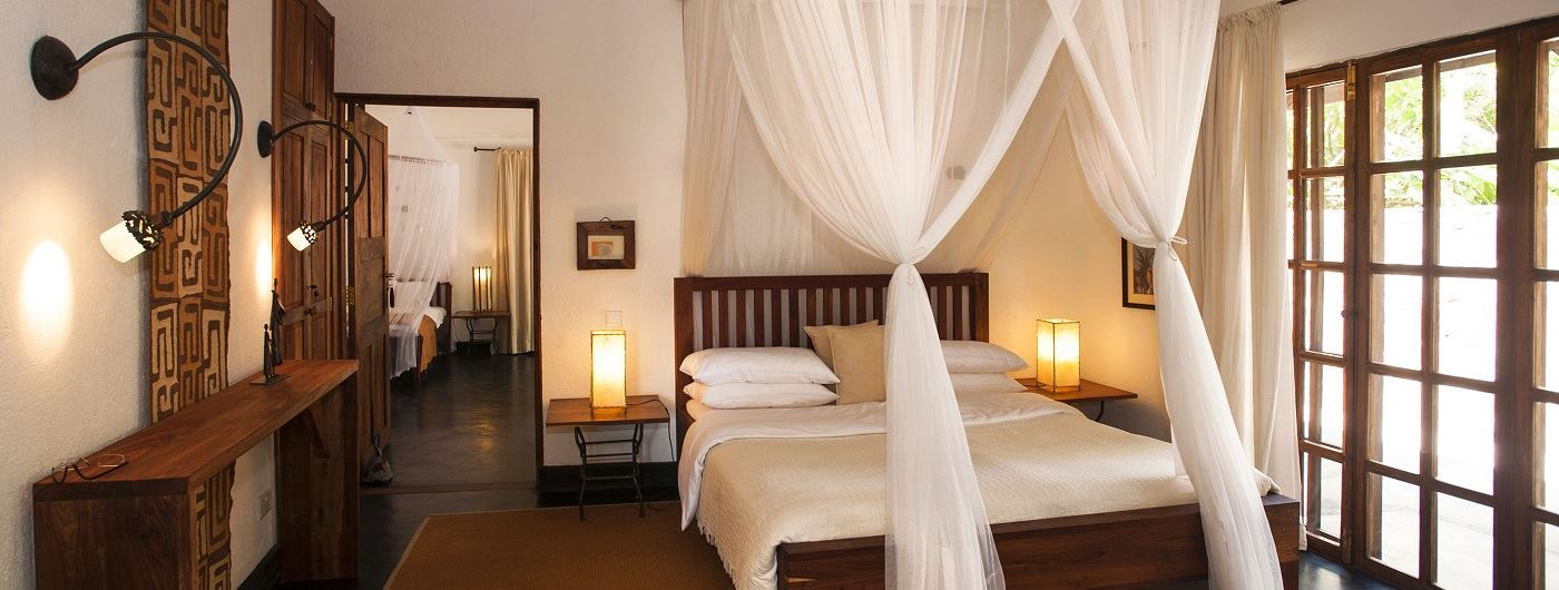 The Plantation Lodge & Safaris room interior