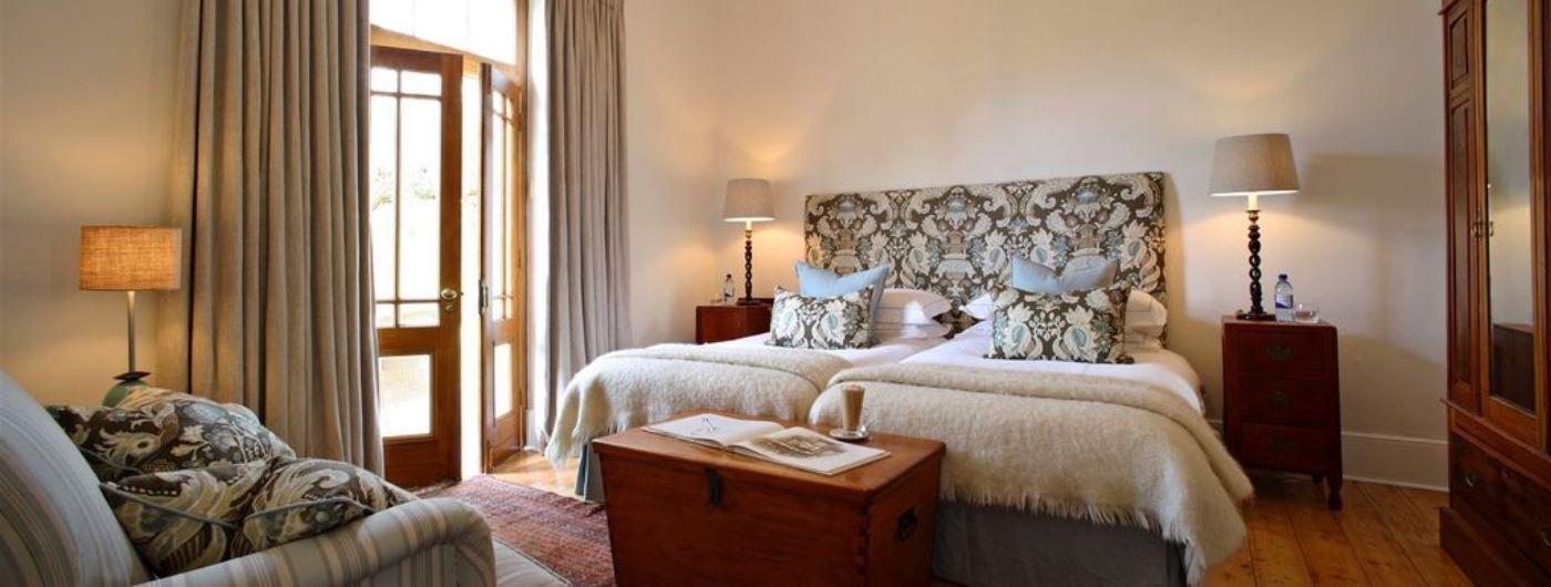 Uplands Homestead bedroom