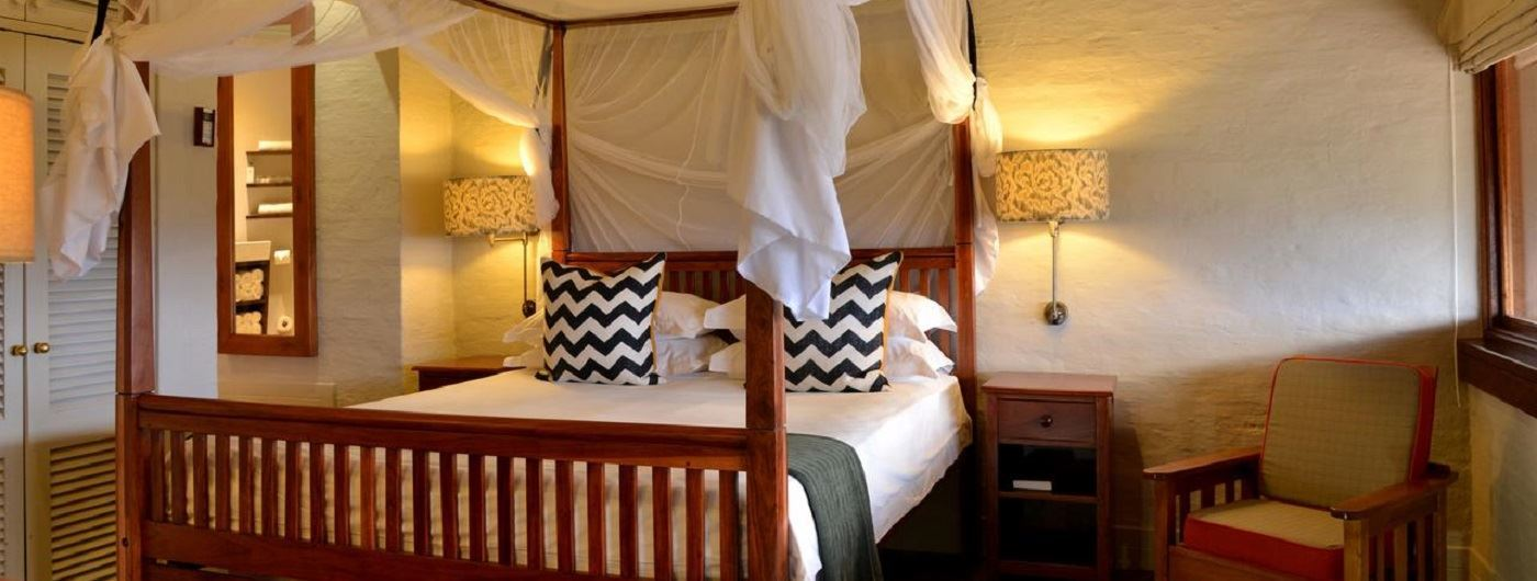 Victoria Falls Safari Club - Room interior
