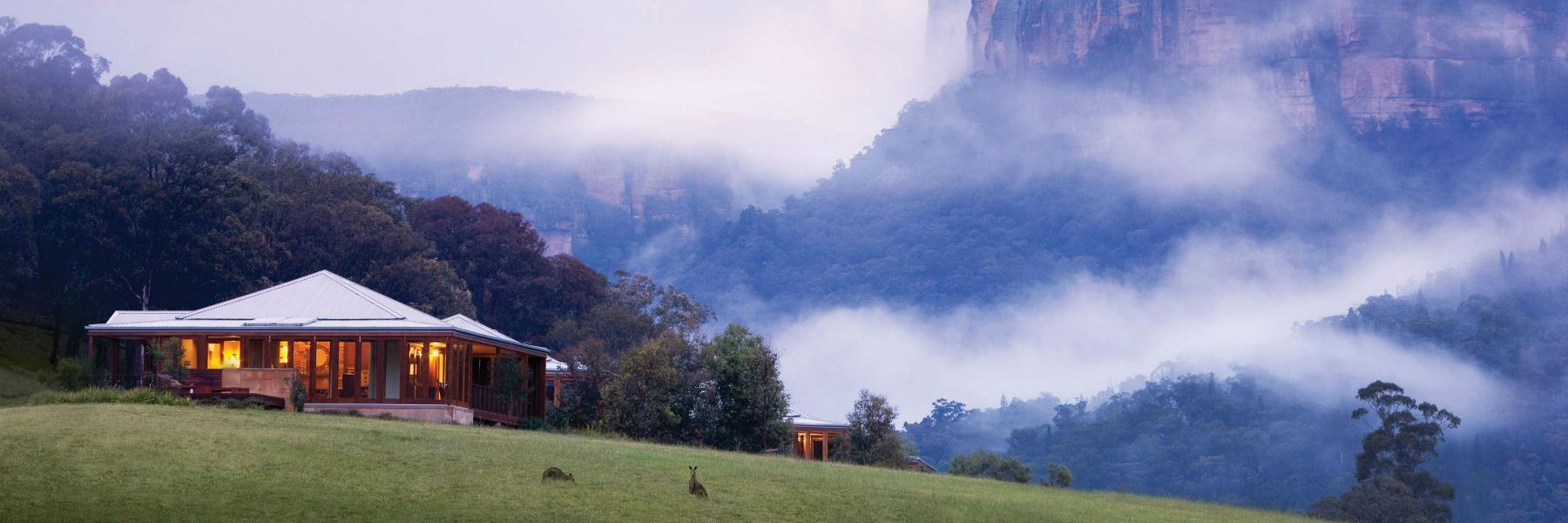 Emirates One Only Wolgan Valley Blue Mountains Hunter