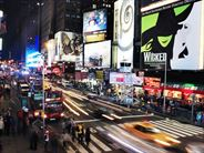 Times Square, New York, USA - Escorted Tours in the USA