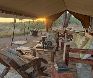 Kichaka Safari Camp