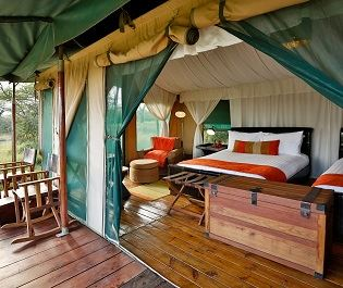 Lemala Mara Mobile Tented Camp