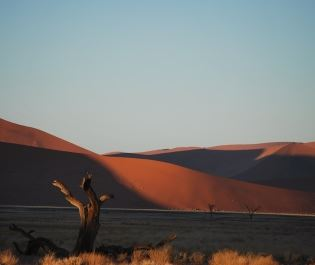 Namibia view - Alex