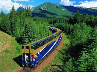 Journey through the Rockies