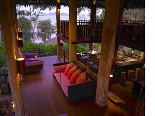 Bar at Six Senses Yao Noi