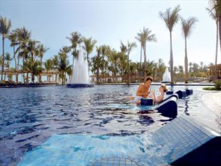 Barcelo Bavaro Palace swimming pool