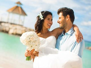 Glorious beach weddings