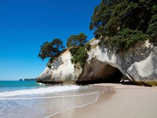Cathedral Cove, Coromandel Peninsula