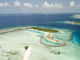 Views over Cinnamon Dhonveli Maldives