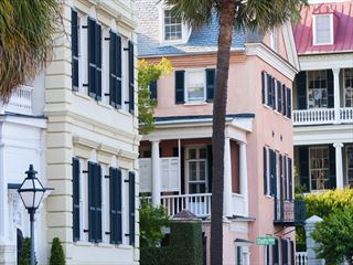 Charleston's residential district