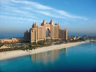 Exterior view of Atlantis The Palm