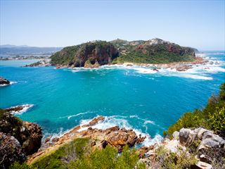Knysna views from the Garden Route