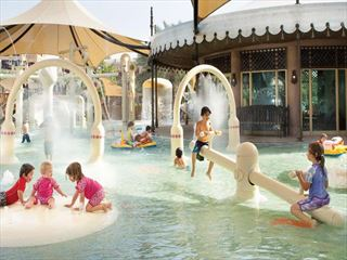 Kids water park at Madinat Jumeirah