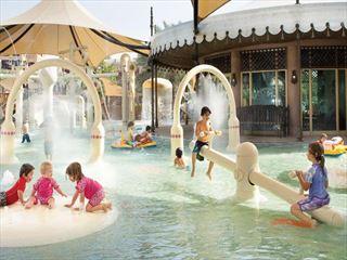 Kids water park at Madinat Jumeirah