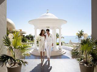 Maya Palace Deluxe wedding gazebo