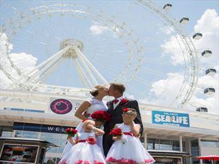 Weddings at the Orlando Eye