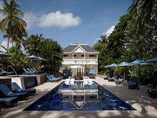 Spa in the Water Garden - St Lucia & Palm Island Twin Centre