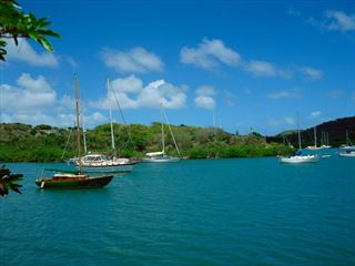 sailing catamaran cruise antigua excursion