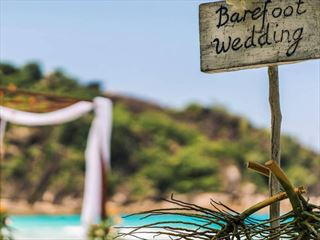 Pristine weddings at Four Seasons Resort Seychelles