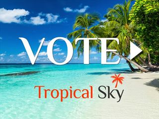 Vote for Tropical Sky