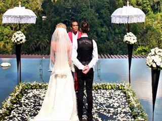 Kupu Kupu Barong wedding