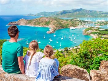 Family vacations in Antigua for all budgets
